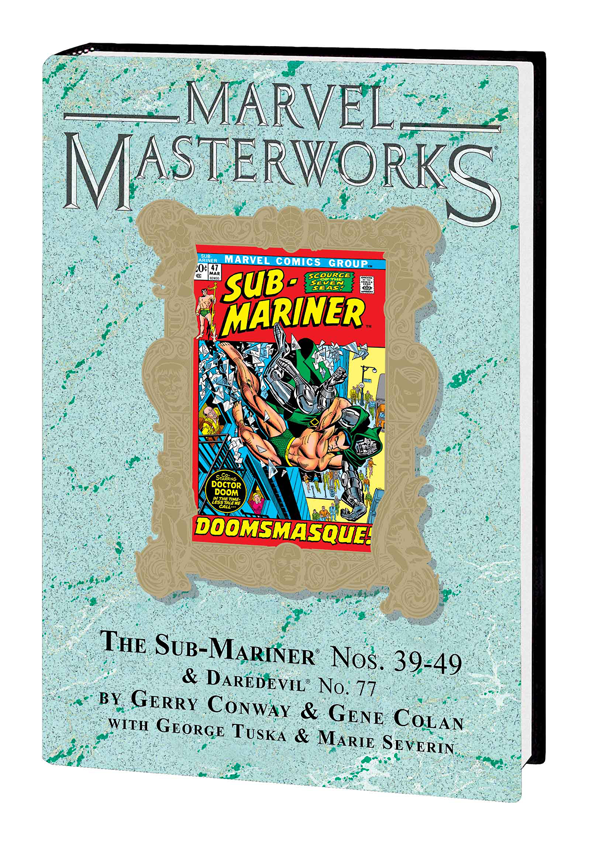 MMW SUB MARINER HC VOL 06 DM VAR ED 215