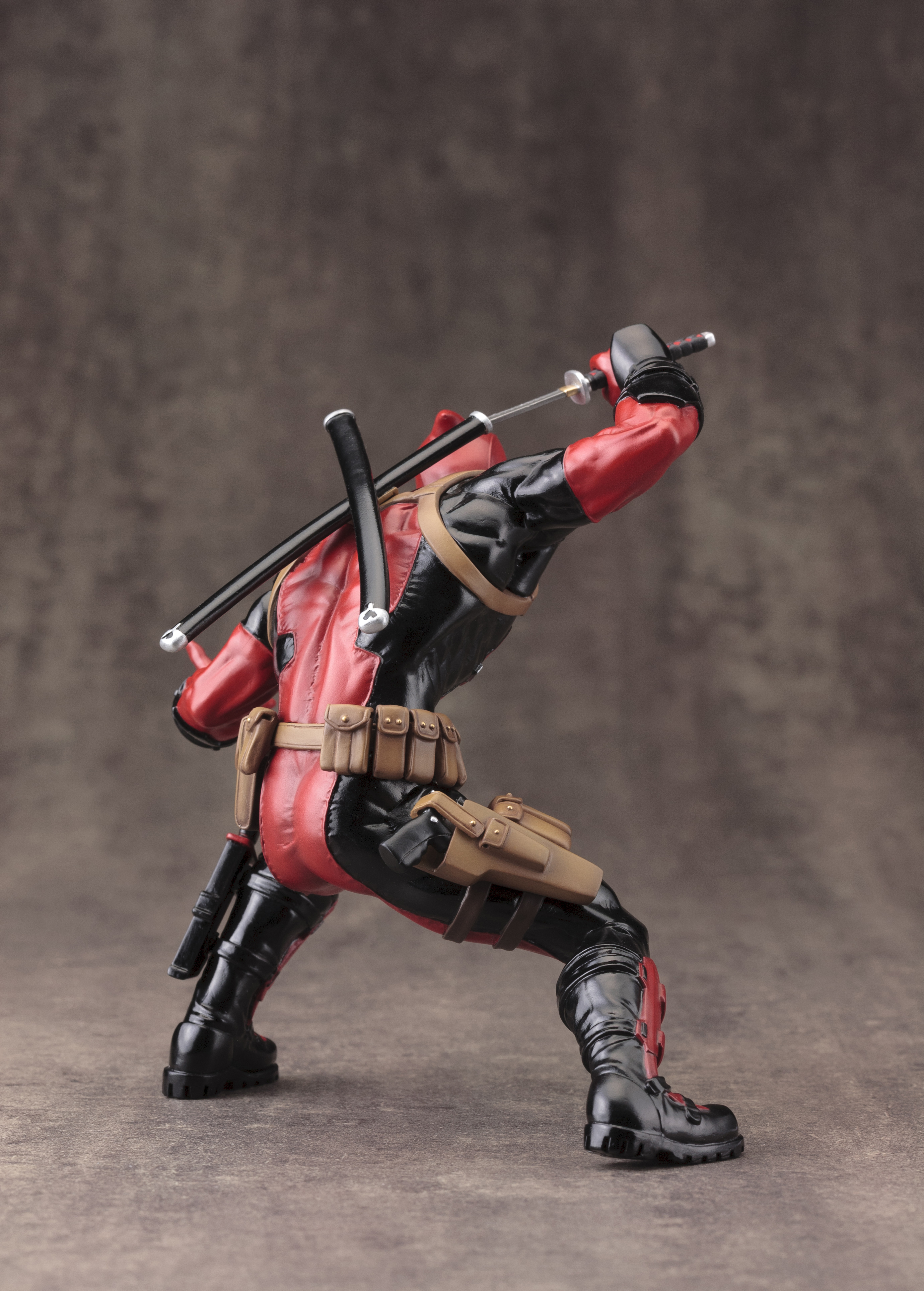 MARVEL NOW DEADPOOL ARTFX+ STATUE