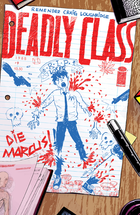 DEADLY CLASS #9 (MR)