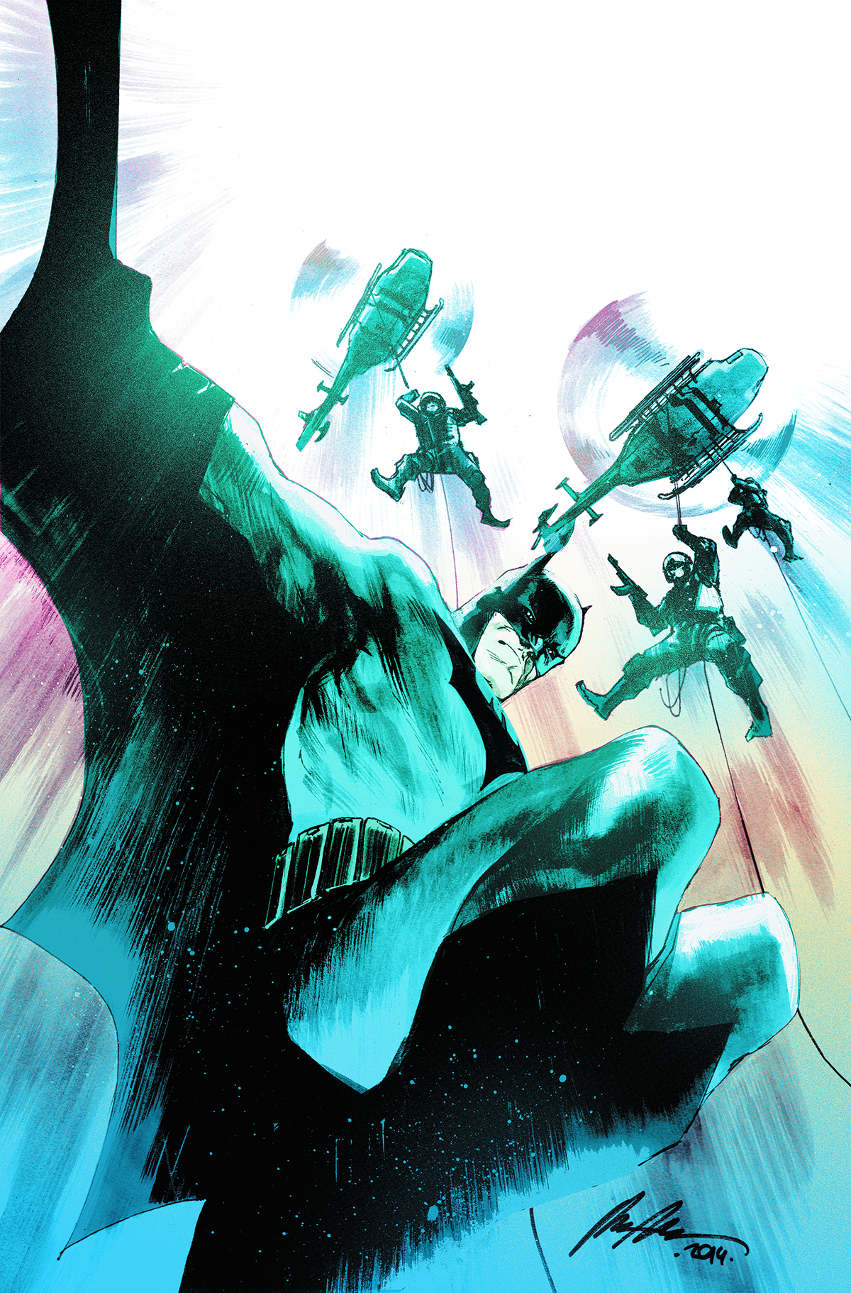 BATMAN ETERNAL #33