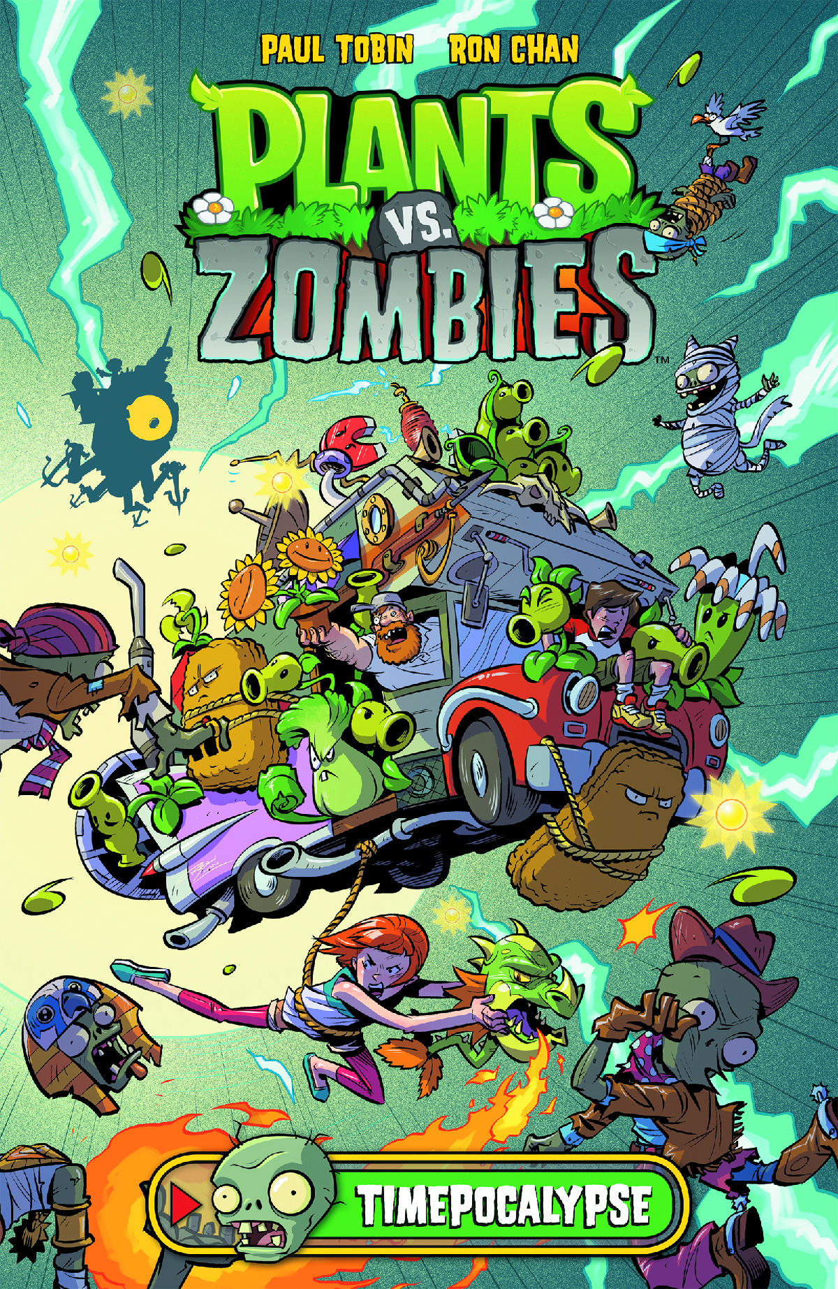 PLANTS VS ZOMBIES HC TIMEPOCALYPSE