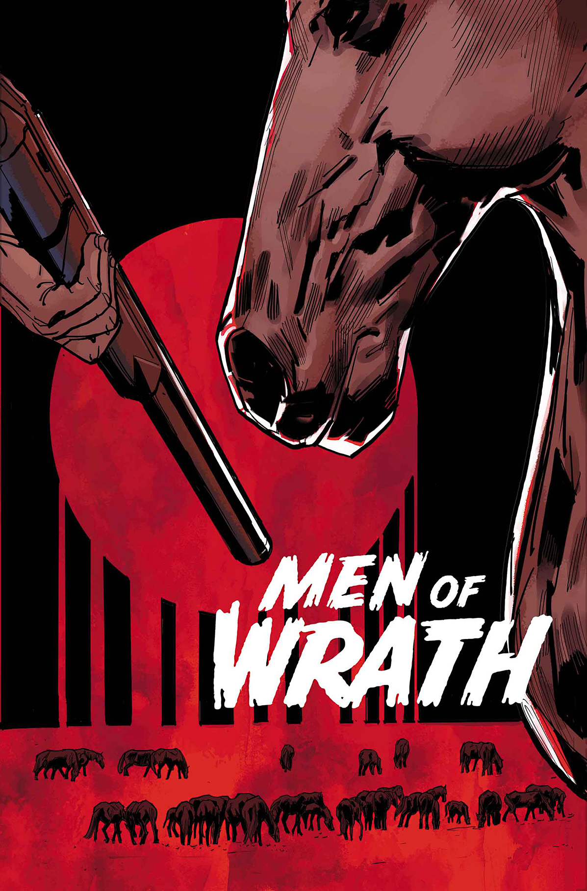 MEN OF WRATH BY AARON AND GARNEY #2 (OF 5)