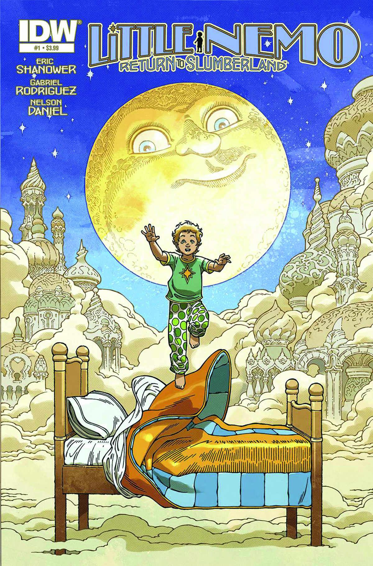 LITTLE NEMO RETURN TO SLUMBERLAND #1 2ND PTG