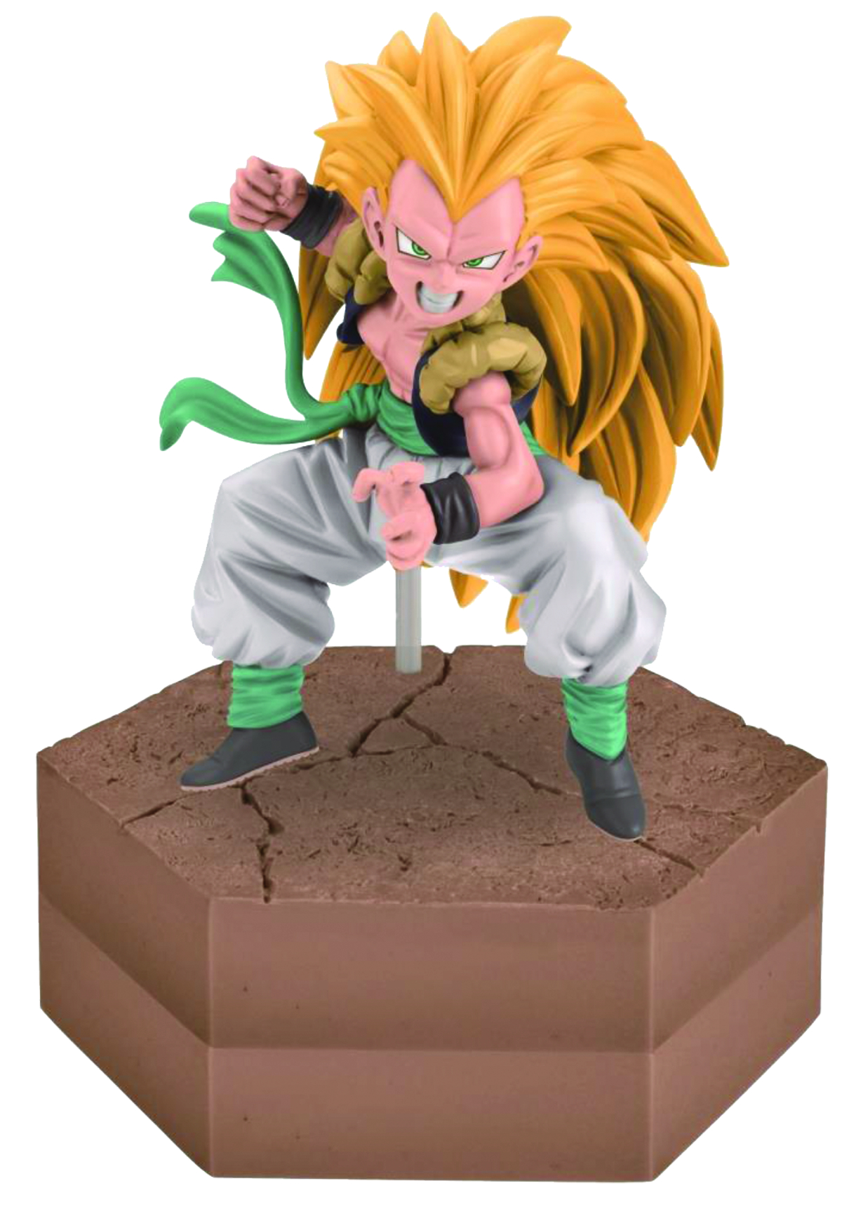 DBZ DXF FIG GOTENKS