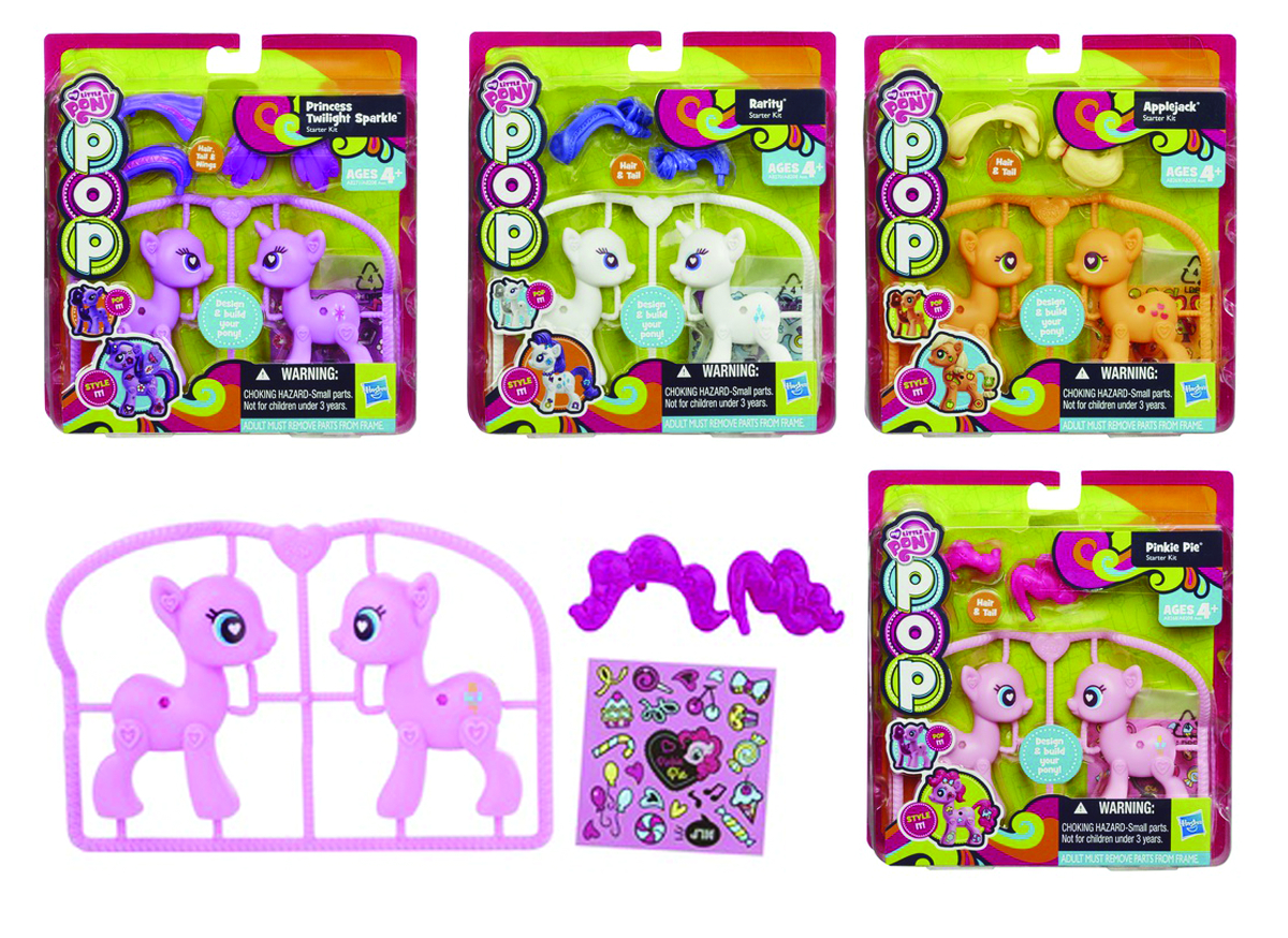MY LITTLE PONY POP FIG ASST 201401