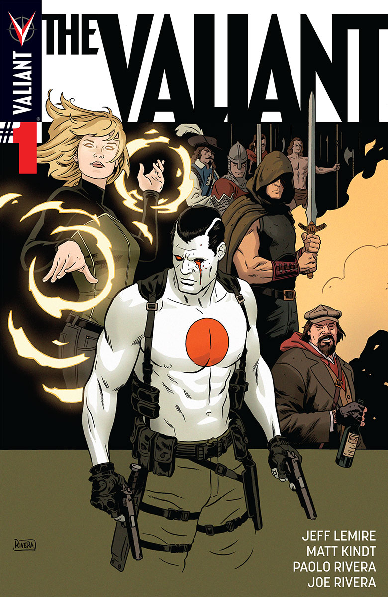(USE OCT148463) THE VALIANT #1