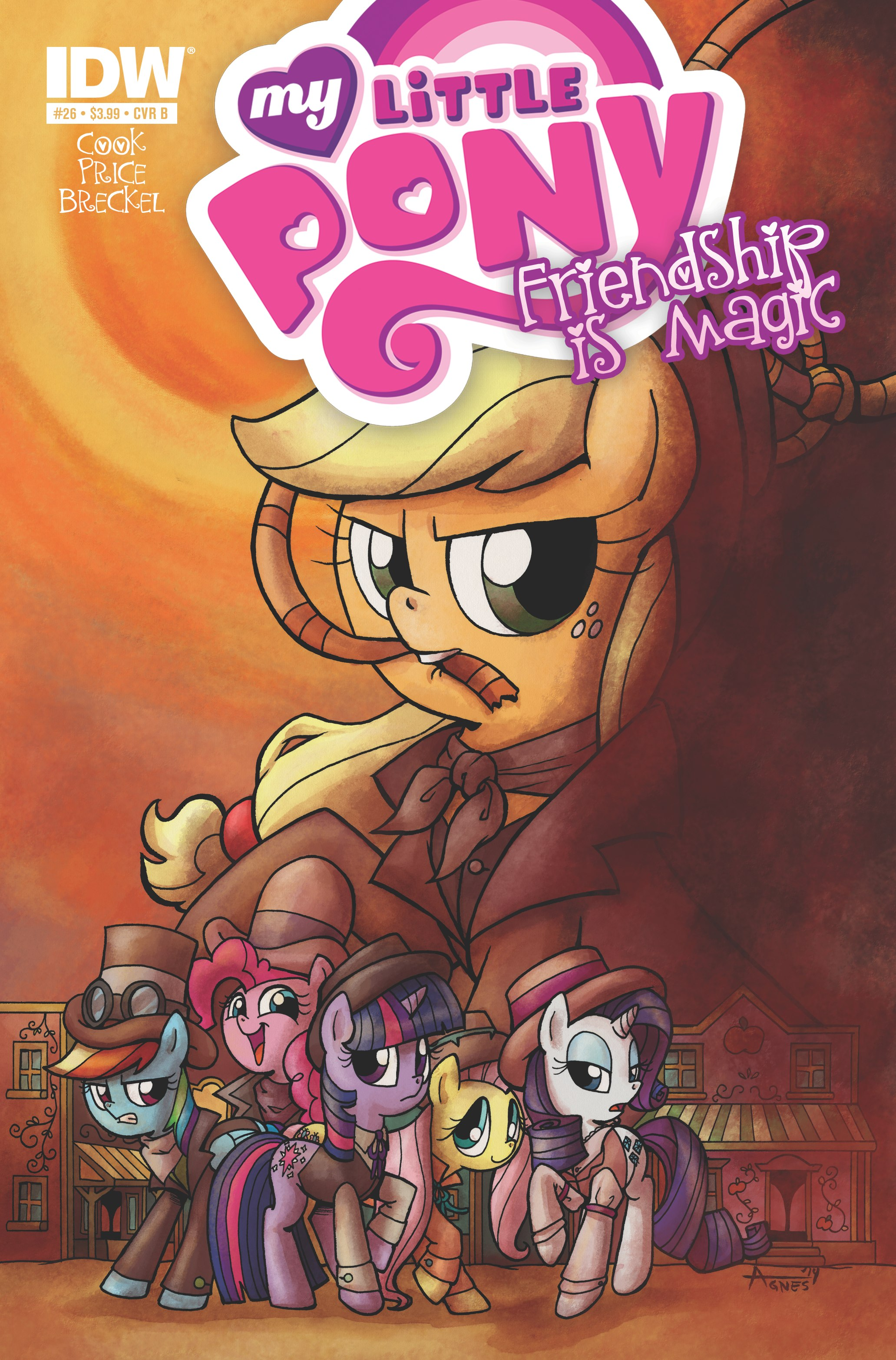 MY LITTLE PONY FRIENDSHIP IS MAGIC #26