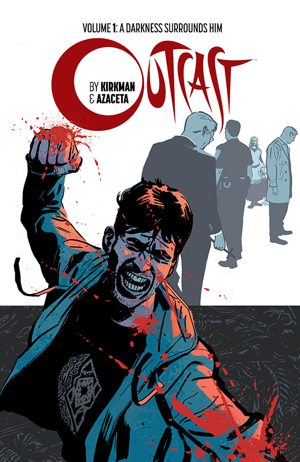 OUTCAST BY KIRKMAN & AZACETA TP VOL 01 (OCT140637) (MR)