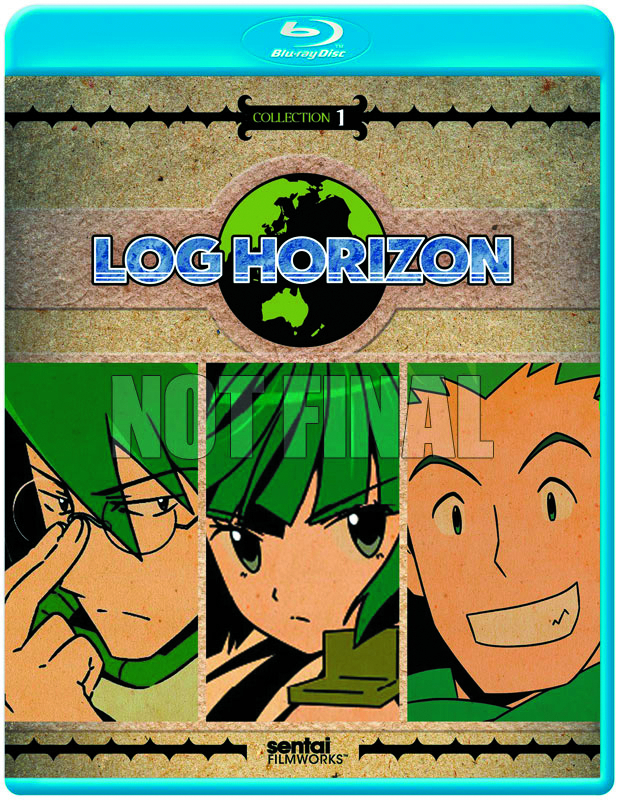 LOG HORIZON BD COLL 01