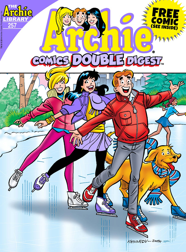 ARCHIE COMICS DIGEST #257
