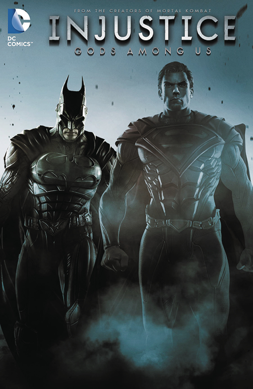 INJUSTICE GODS AMONG US TP VOL 02