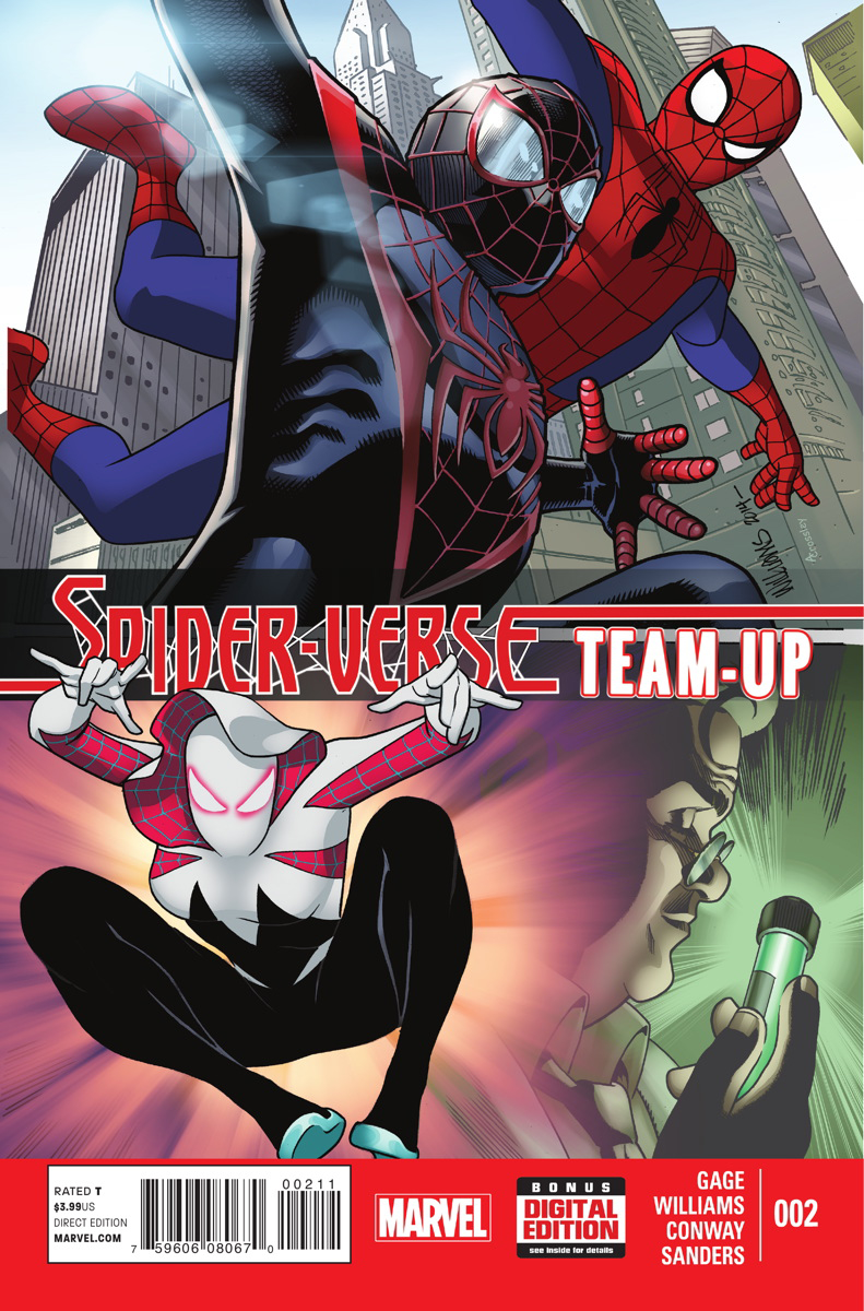 SPIDER-VERSE TEAM UP #2