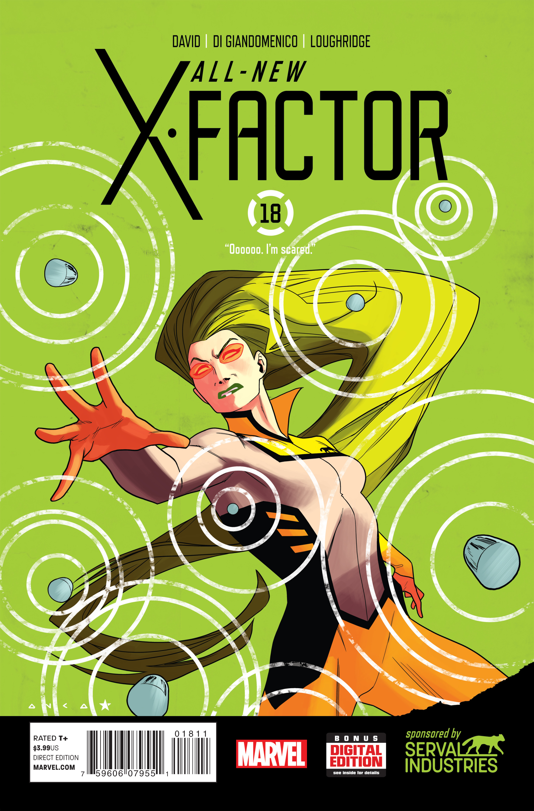 ALL NEW X-FACTOR #18