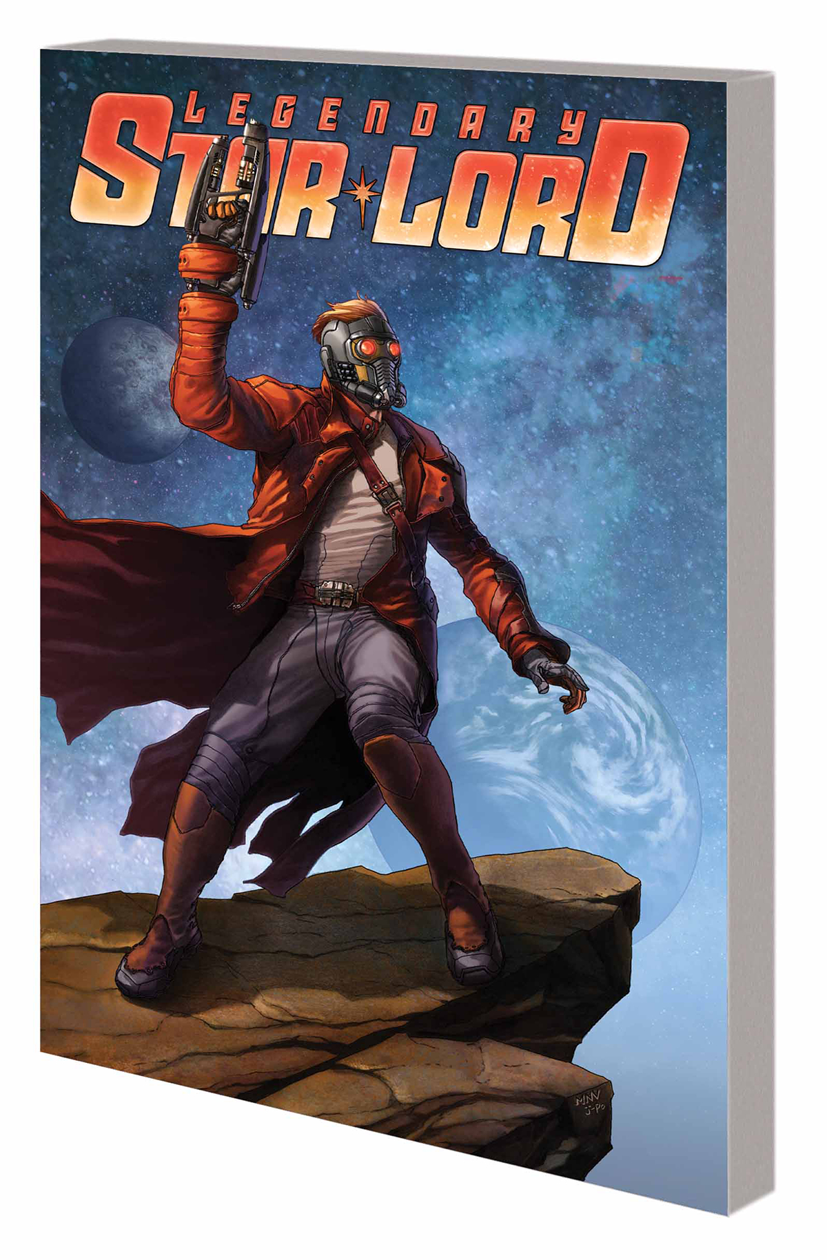 LEGENDARY STAR-LORD TP VOL 01 FACE IT I RULE