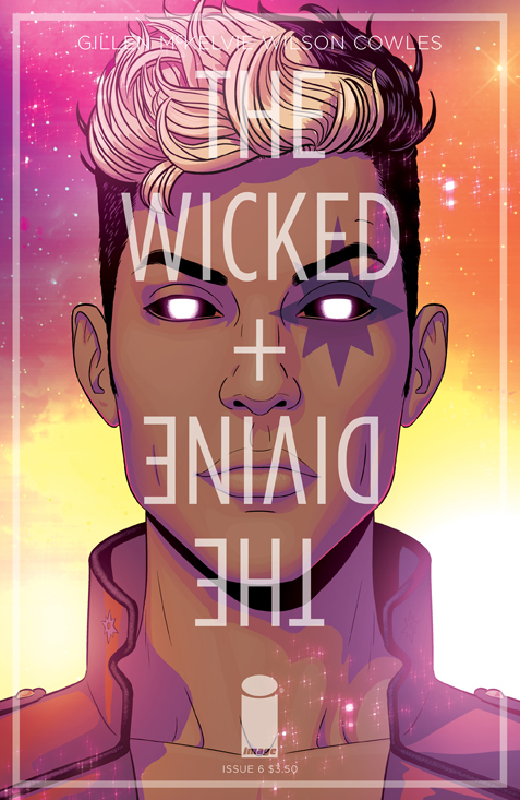 WICKED & DIVINE #6 (MR)
