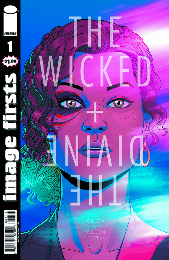 IMAGE FIRSTS WICKED & DIVINE #1 (MR)