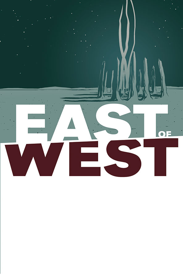 EAST OF WEST #16 CVR A