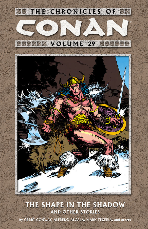 CHRONICLES OF CONAN TP VOL 29 SHAPE IN THE SHADOW