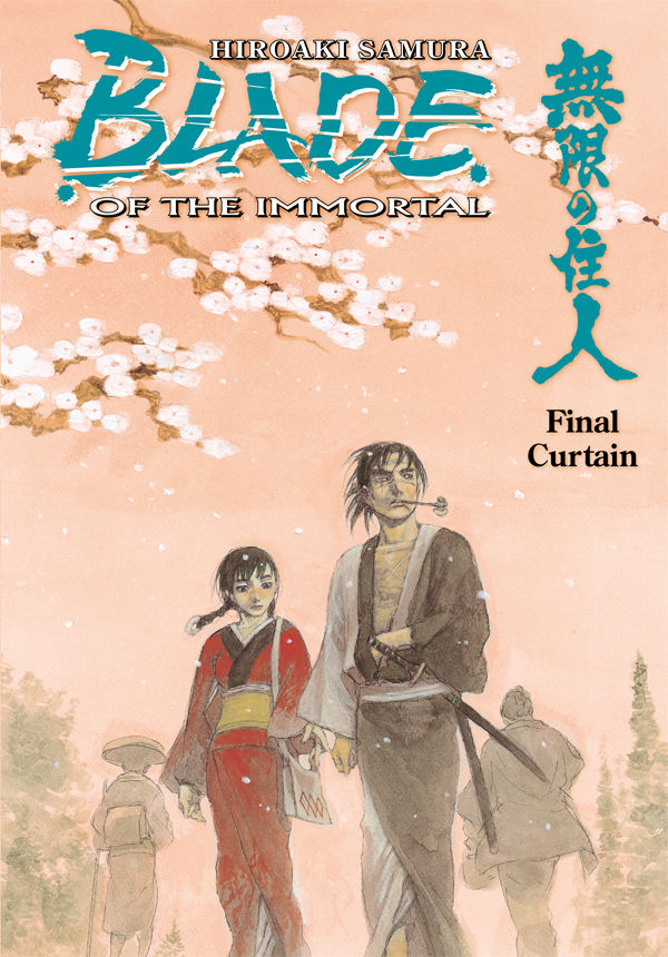BLADE OF THE IMMORTAL TP VOL 31 FINAL CURTAIN (MR)