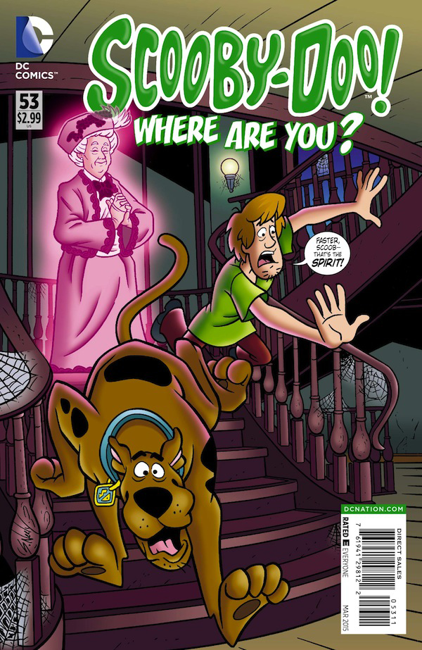 SCOOBY DOO WHERE ARE YOU #53