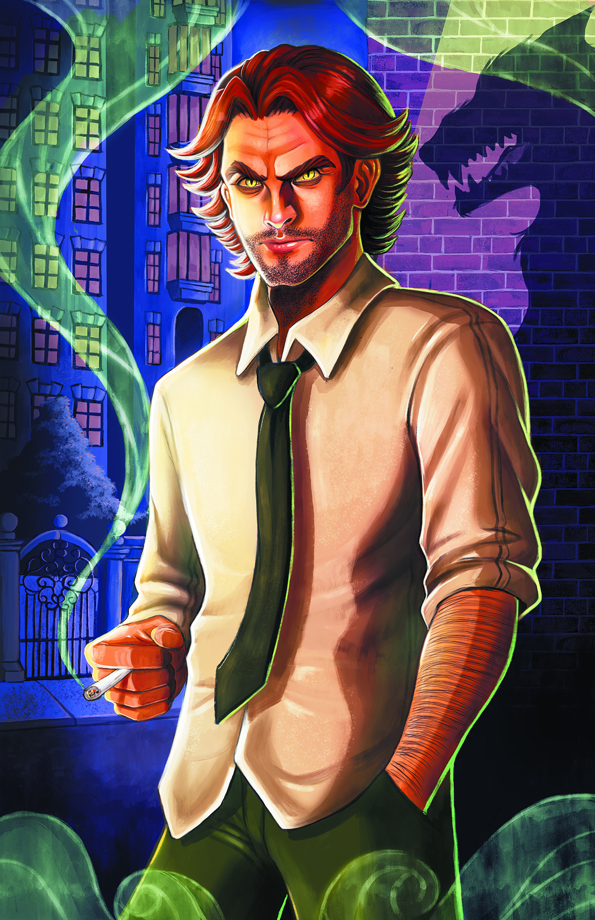 FABLES THE WOLF AMONG US #1