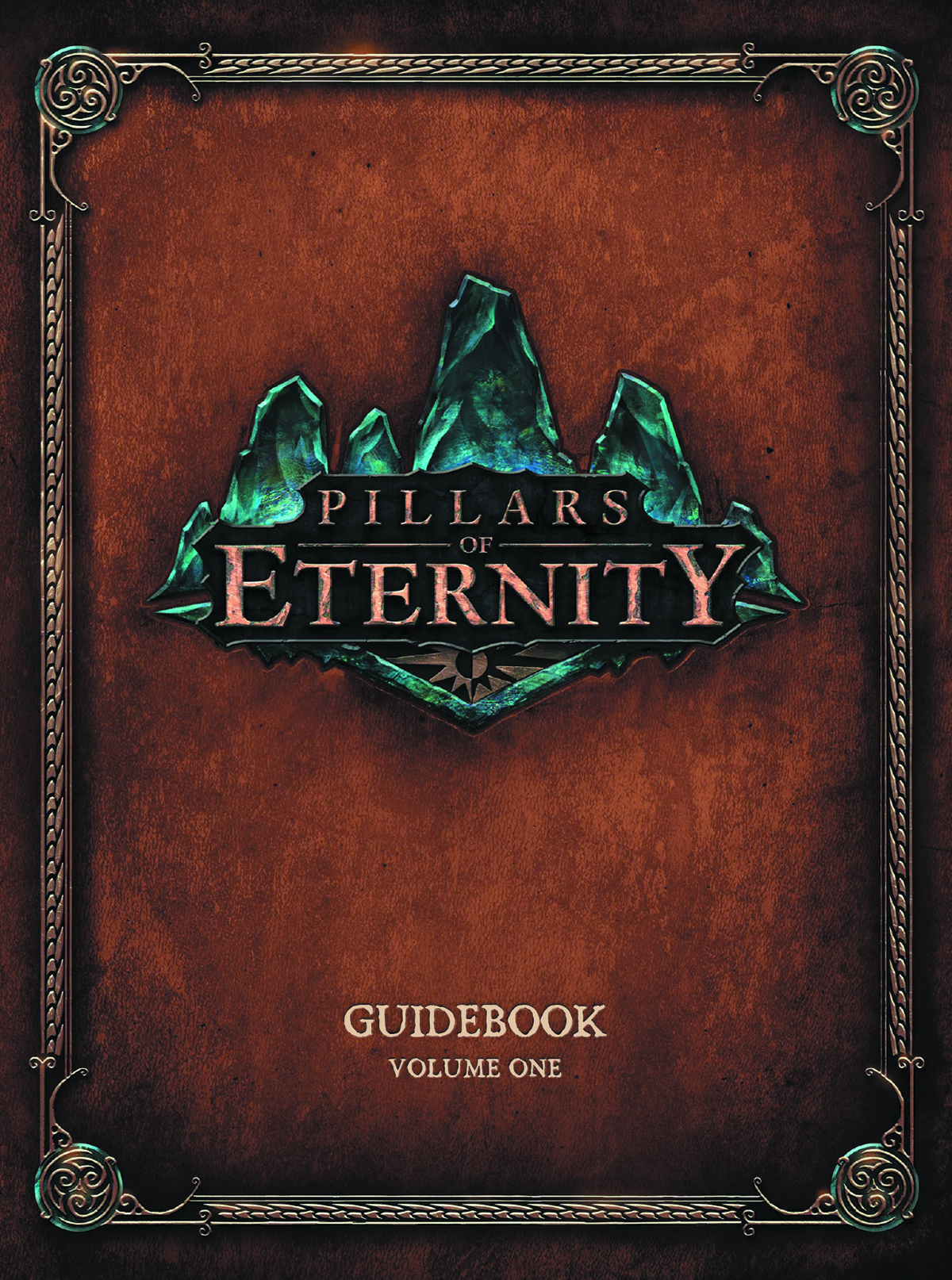 PILLARS OF ETERNITY GUIDEBOOK HC