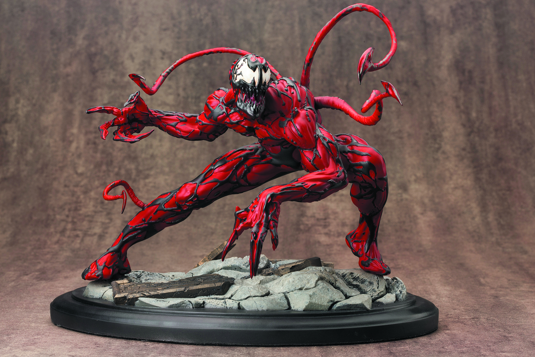 MAXIMUM CARNAGE FINE ART STATUE