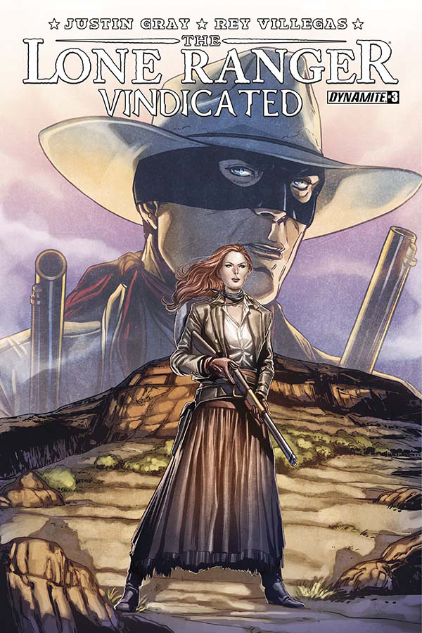 LONE RANGER VINDICATED #3