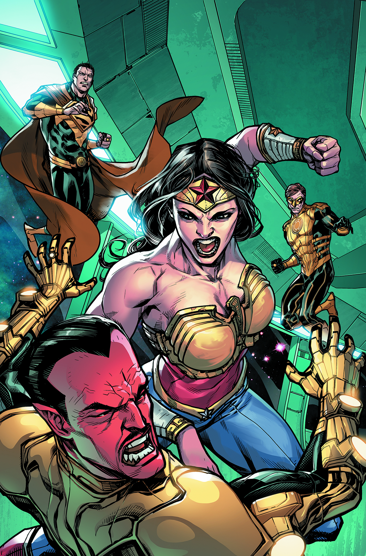INJUSTICE GODS AMONG US YEAR THREE #8