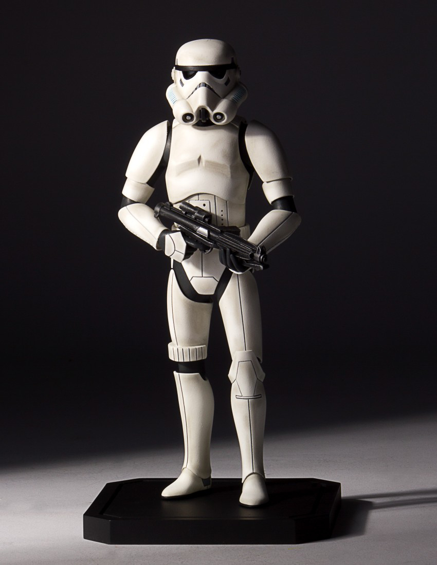 STAR WARS REBELS STORMTROOPER MAQUETTE