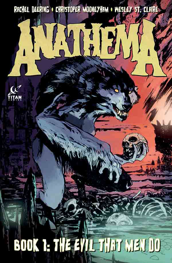 ANATHEMA GN VOL 01 (MR)
