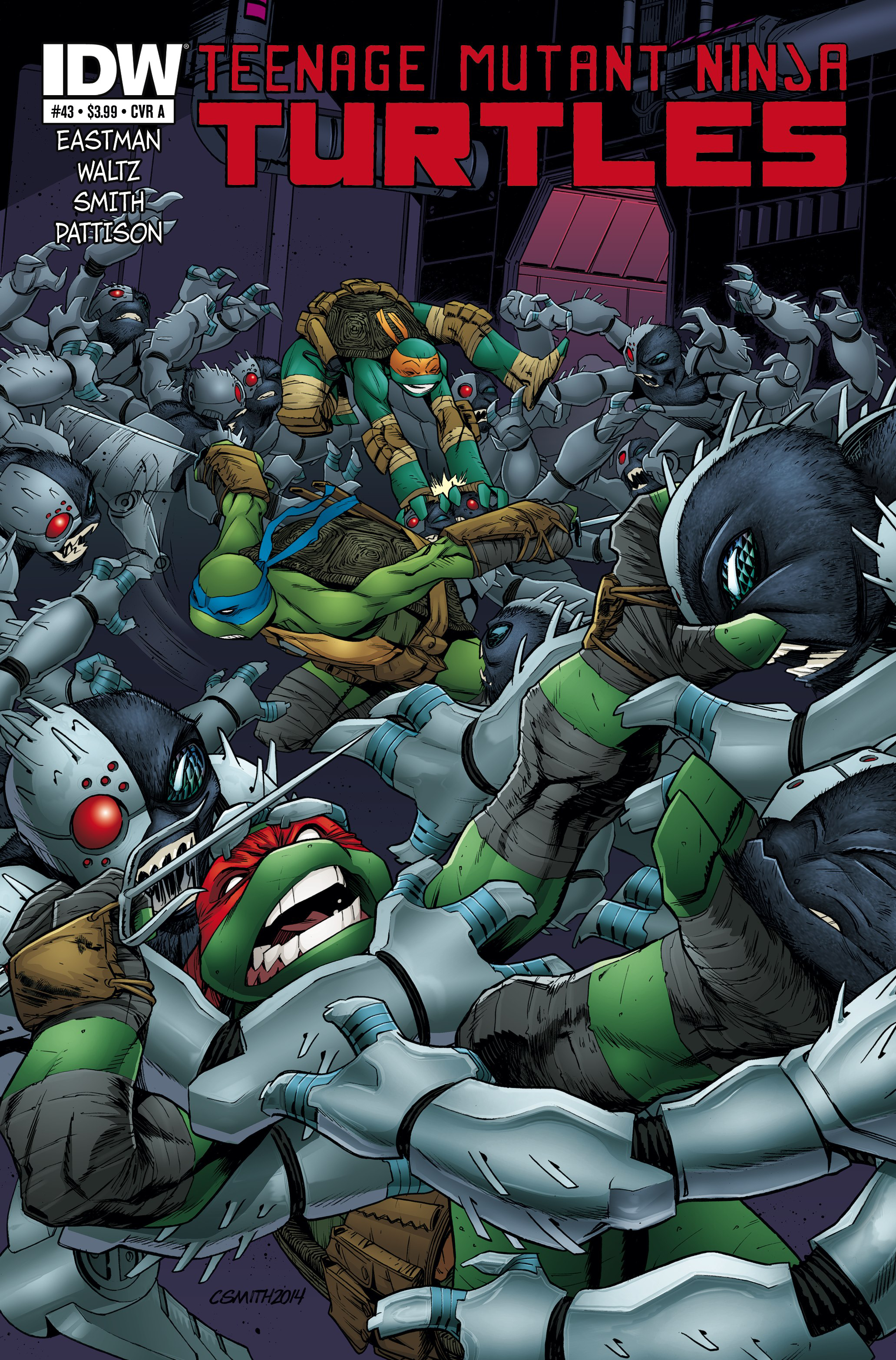 TMNT ONGOING #43