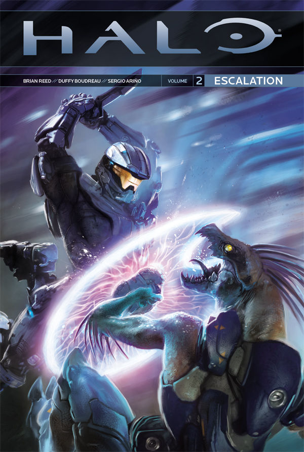 HALO ESCALATION TP VOL 02