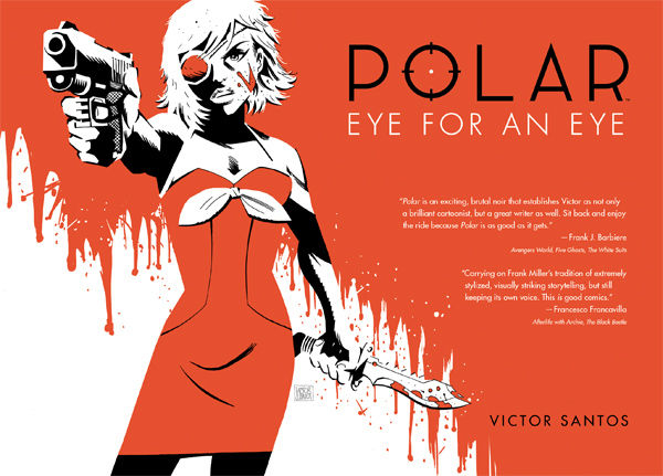 POLAR HC VOL 02 EYE FOR AN EYE (DEC140128)
