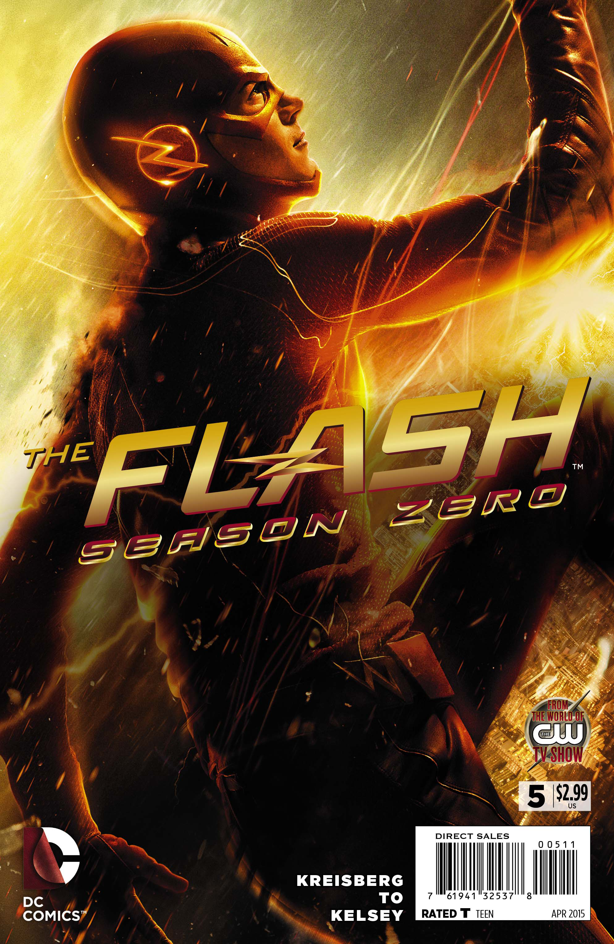 FLASH SEASON ZERO #5