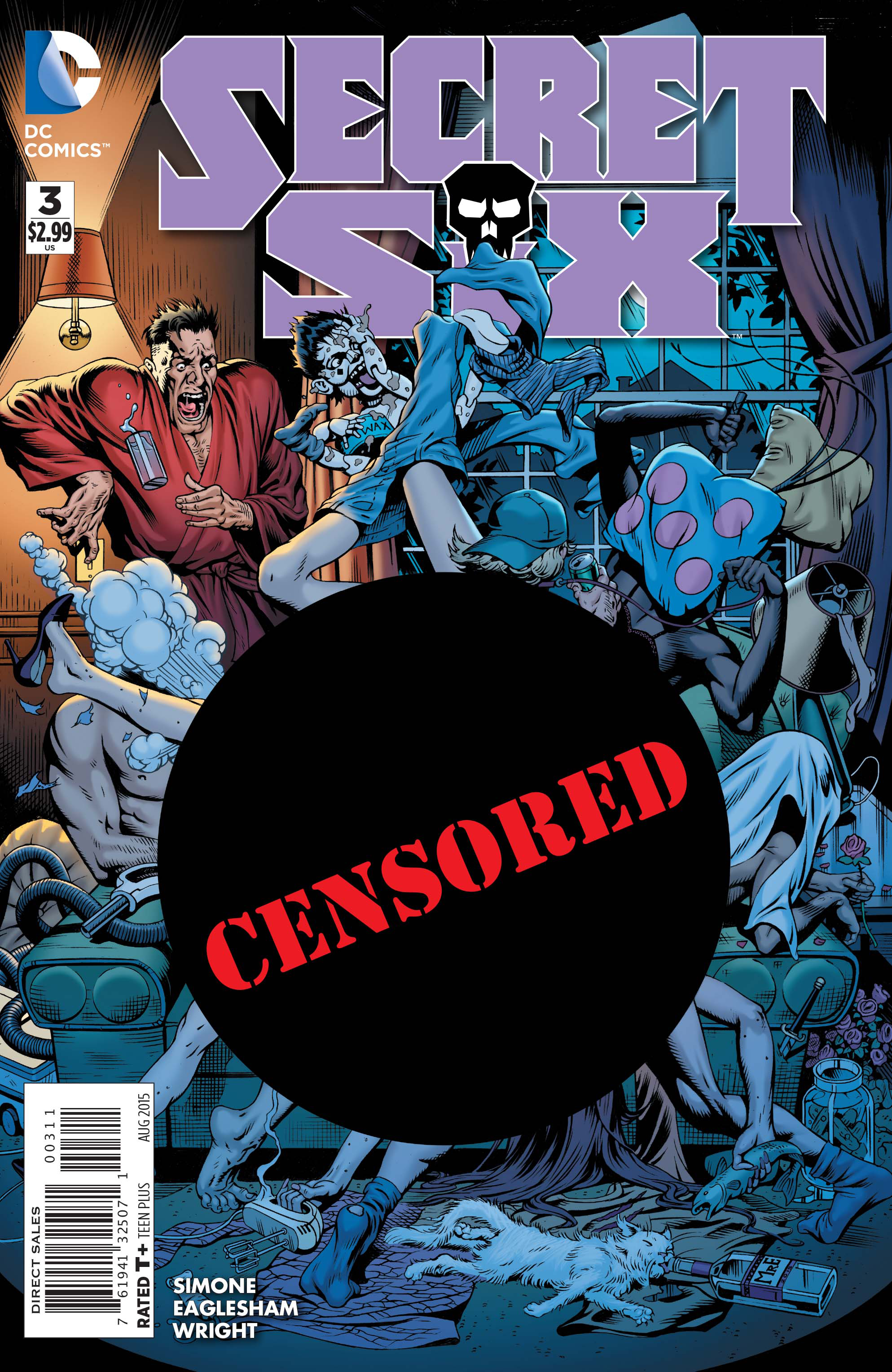 SECRET SIX #3 (RES)