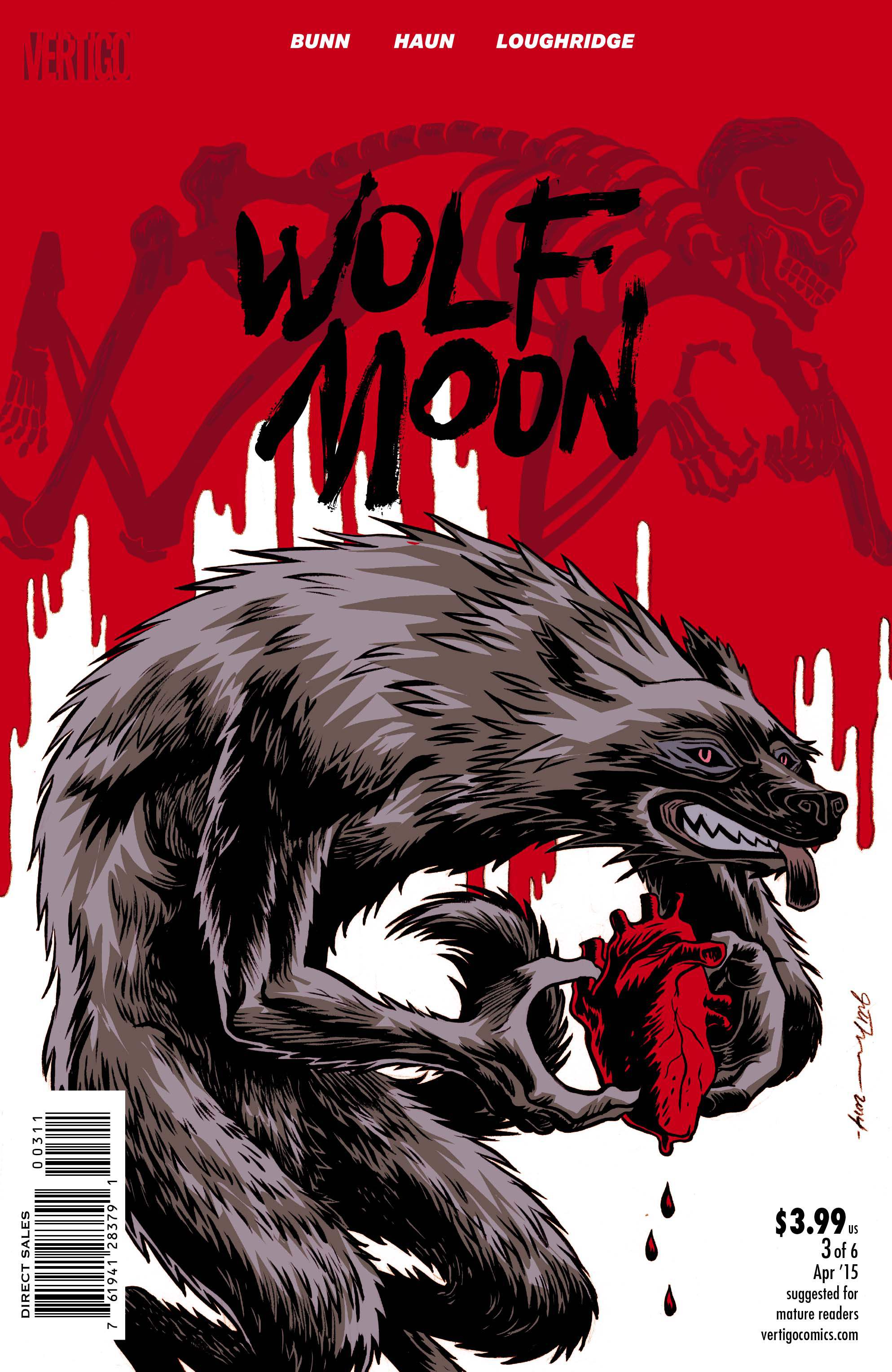 WOLF MOON #3 (OF 6)
