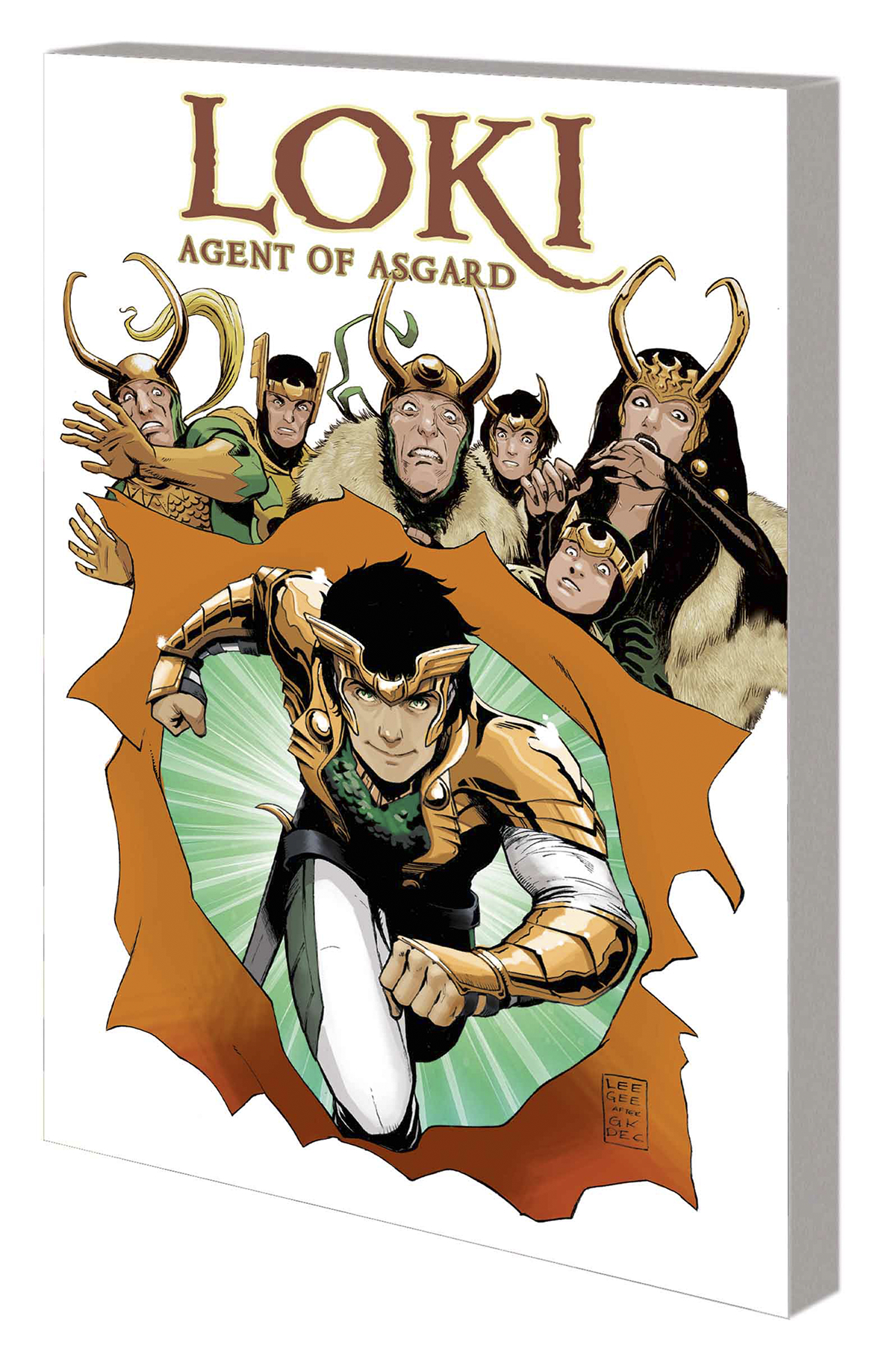 LOKI AGENT OF ASGARD TP VOL 02 I CANNOT TELL A LIE