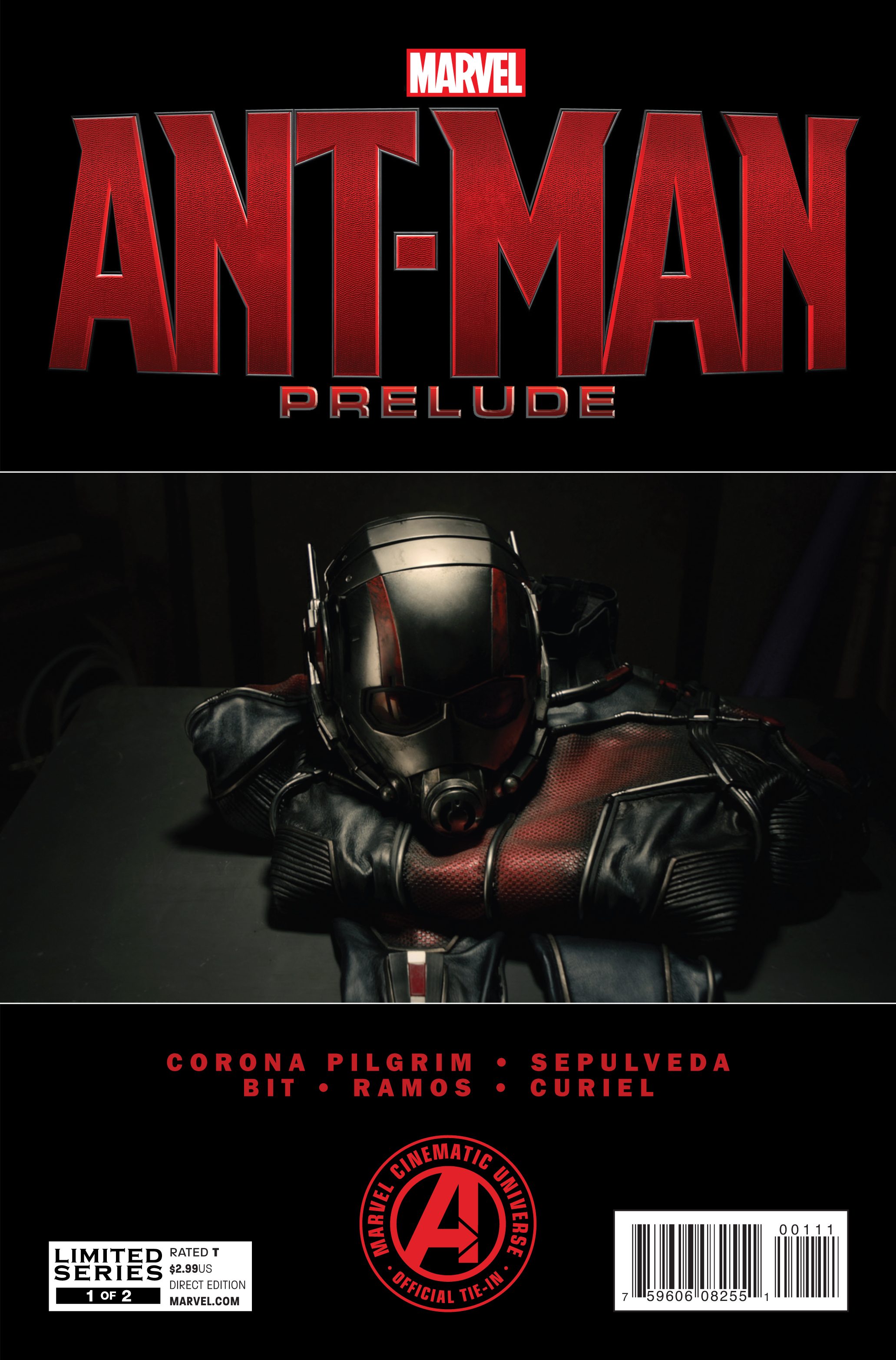 MARVELS ANT-MAN PRELUDE #1