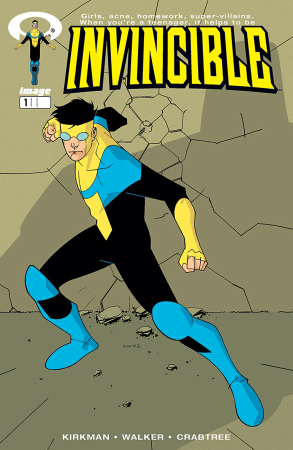 IMAGE FIRSTS INVINCIBLE #1 CURR PTG