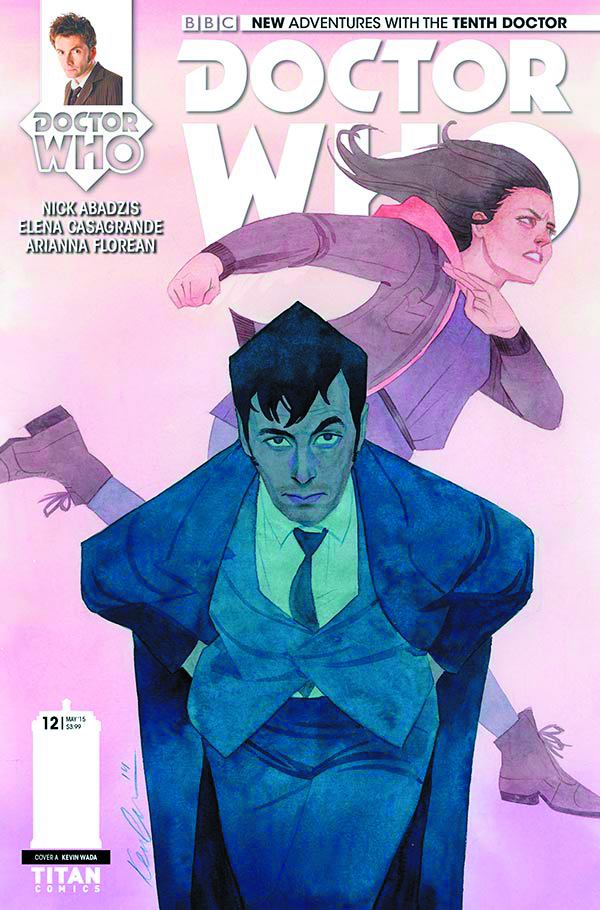 DOCTOR WHO 10TH #12 REG WADA