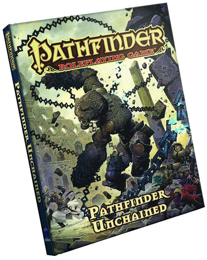 PATHFINDER ROLEPLAYING GAME PATHFINDER UNCHAINED