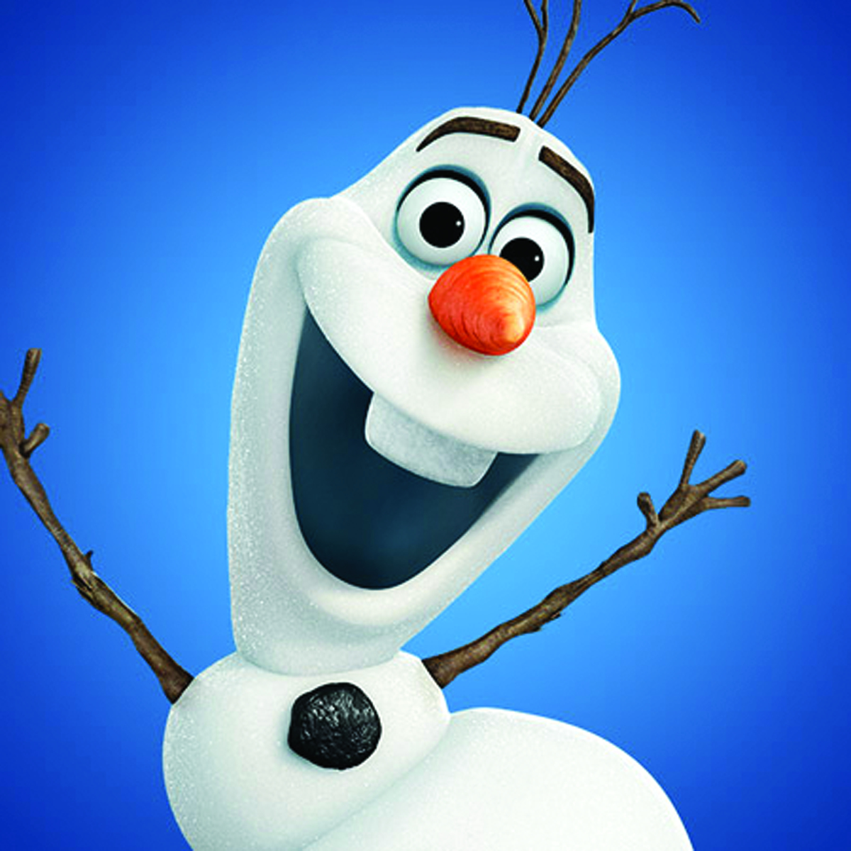 jan152210 hatch n heroes frozen olaf figure 12ct cs previews world. Black Bedroom Furniture Sets. Home Design Ideas
