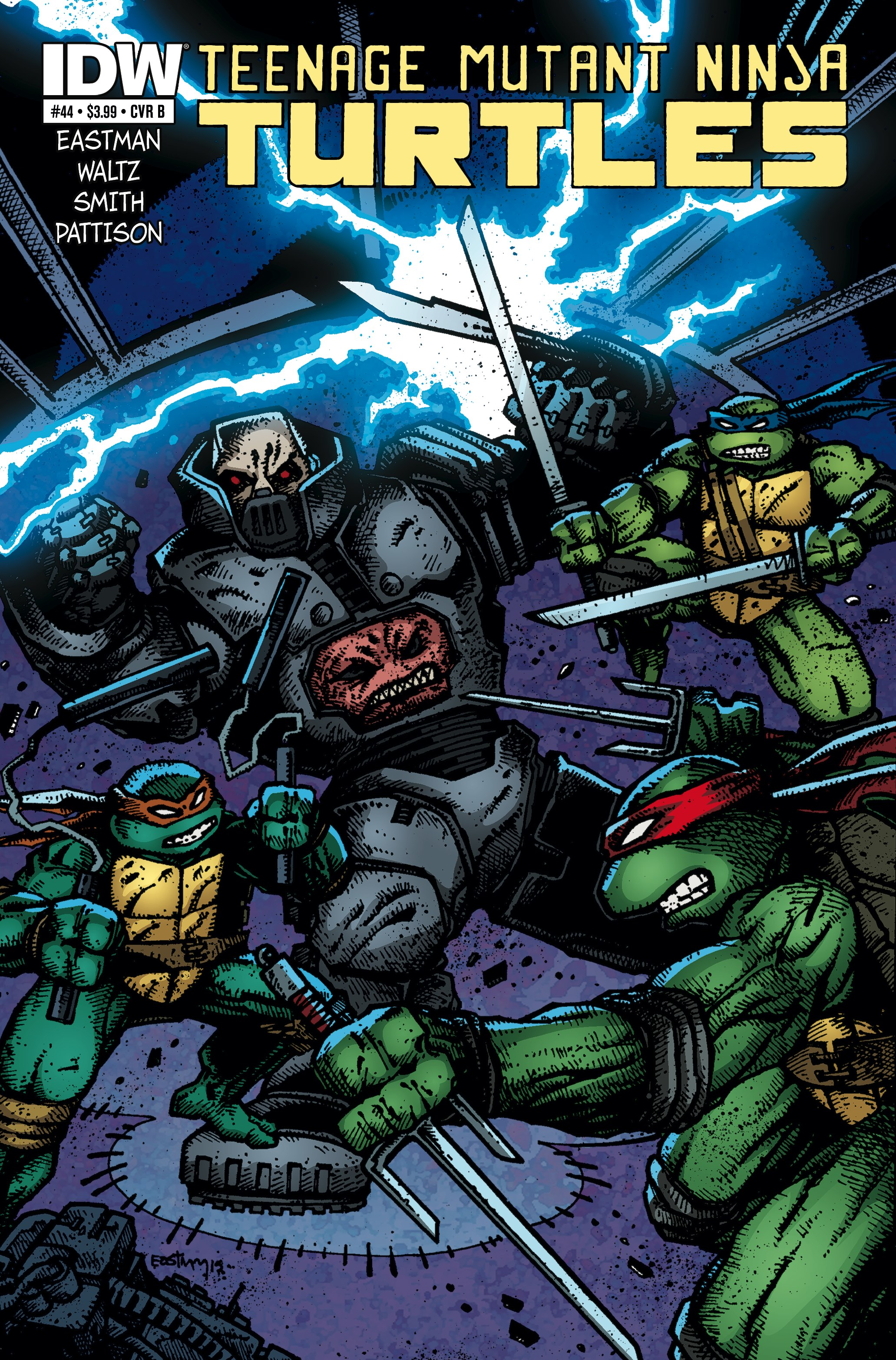 (USE FEB158328) TMNT ONGOING #44