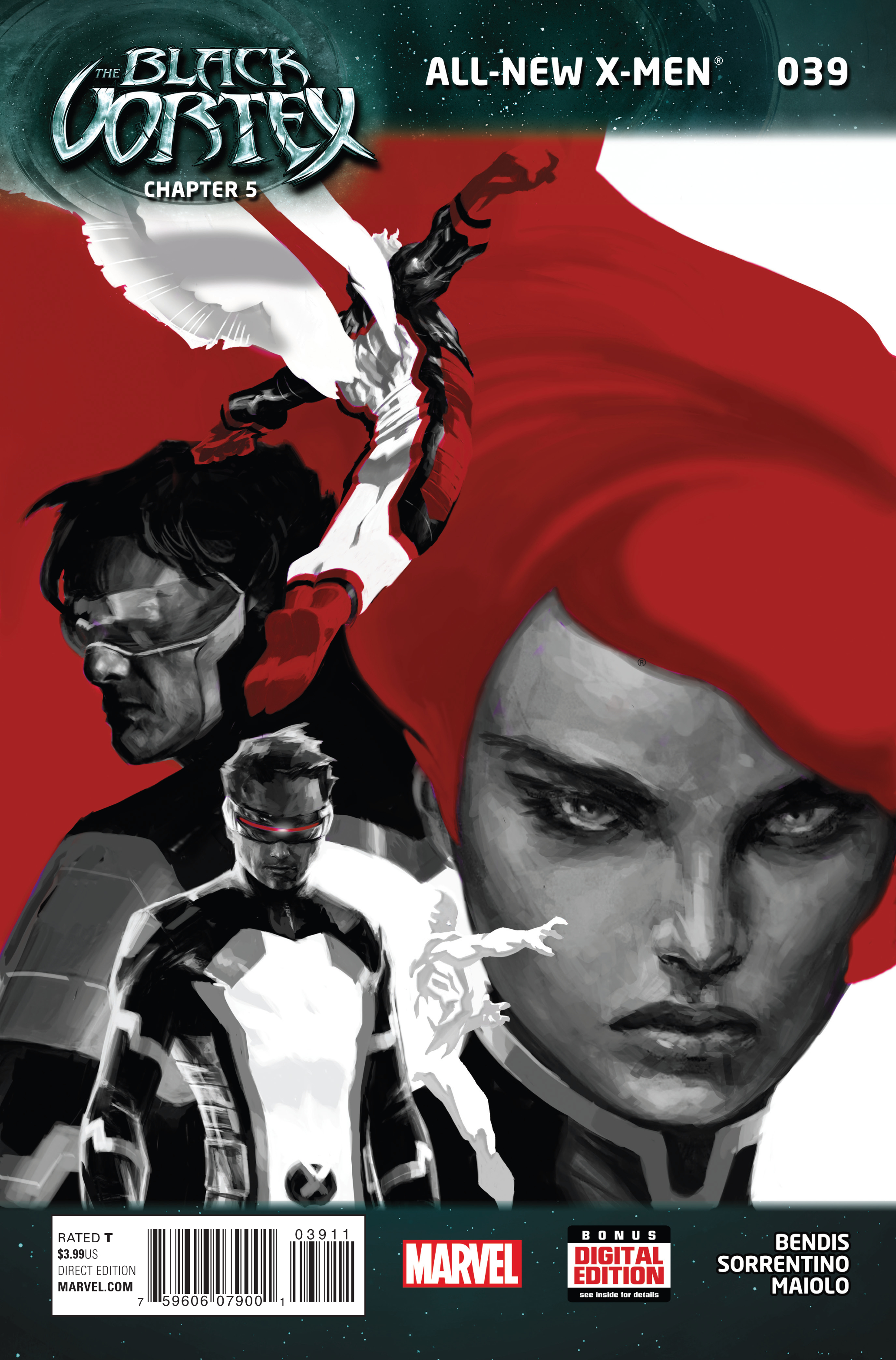 ALL NEW X-MEN #39 BV