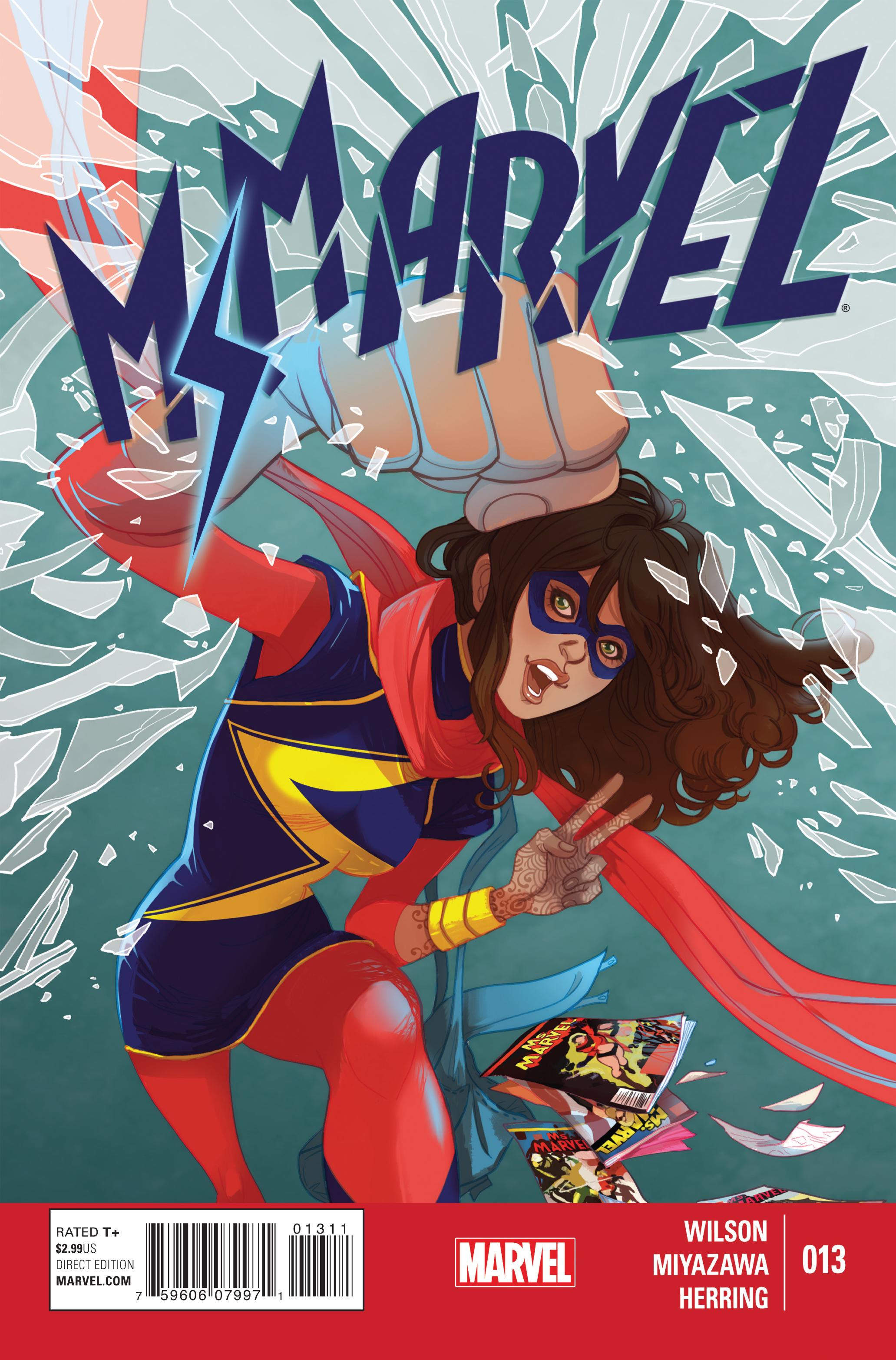 Image result for ms. marvel comics