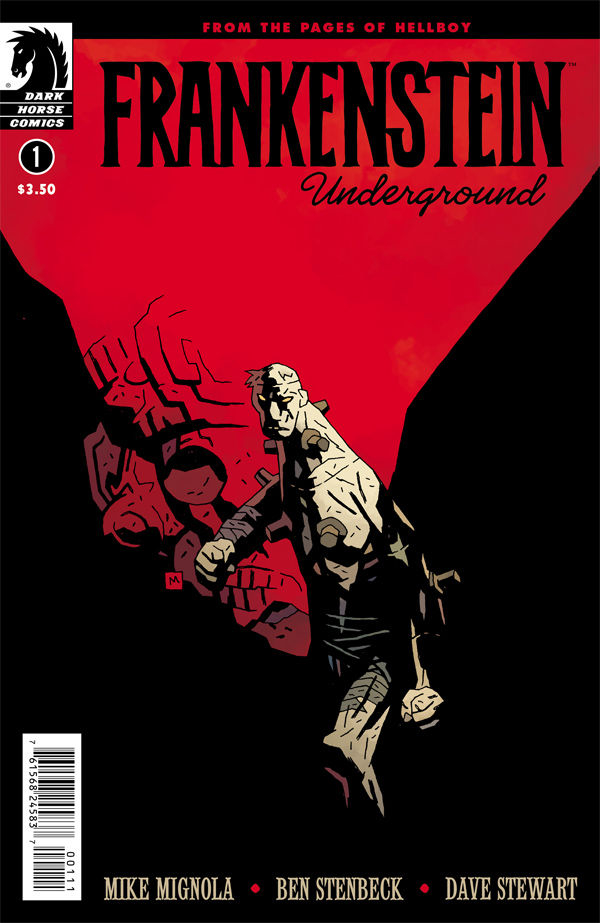 FRANKENSTEIN UNDERGROUND #1 (OF 5)