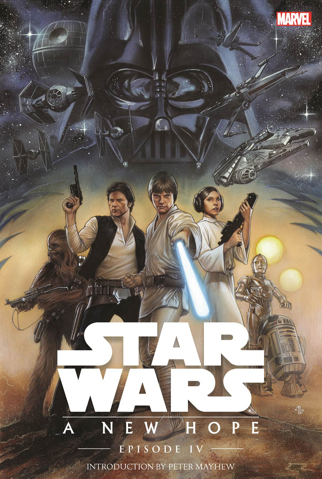 STAR WARS GN HC EPISODE IV NEW HOPE