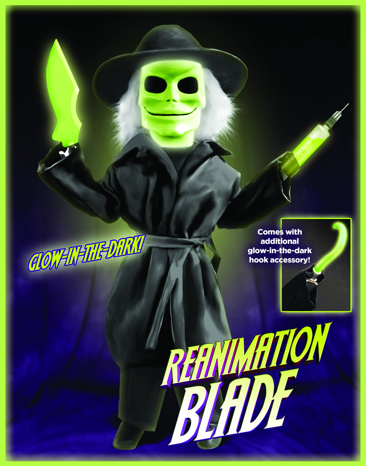 PUPPET MASTER REANIMATION BLADE REPLICA