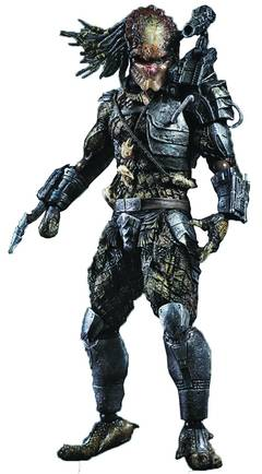 PREDATOR PLAY ARTS KAI PREDATOR MOVIE VER AF